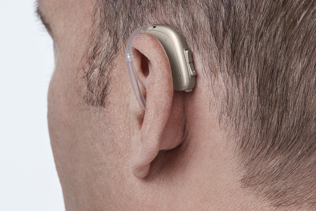 BTE - Behind the Ear Hearing Aids