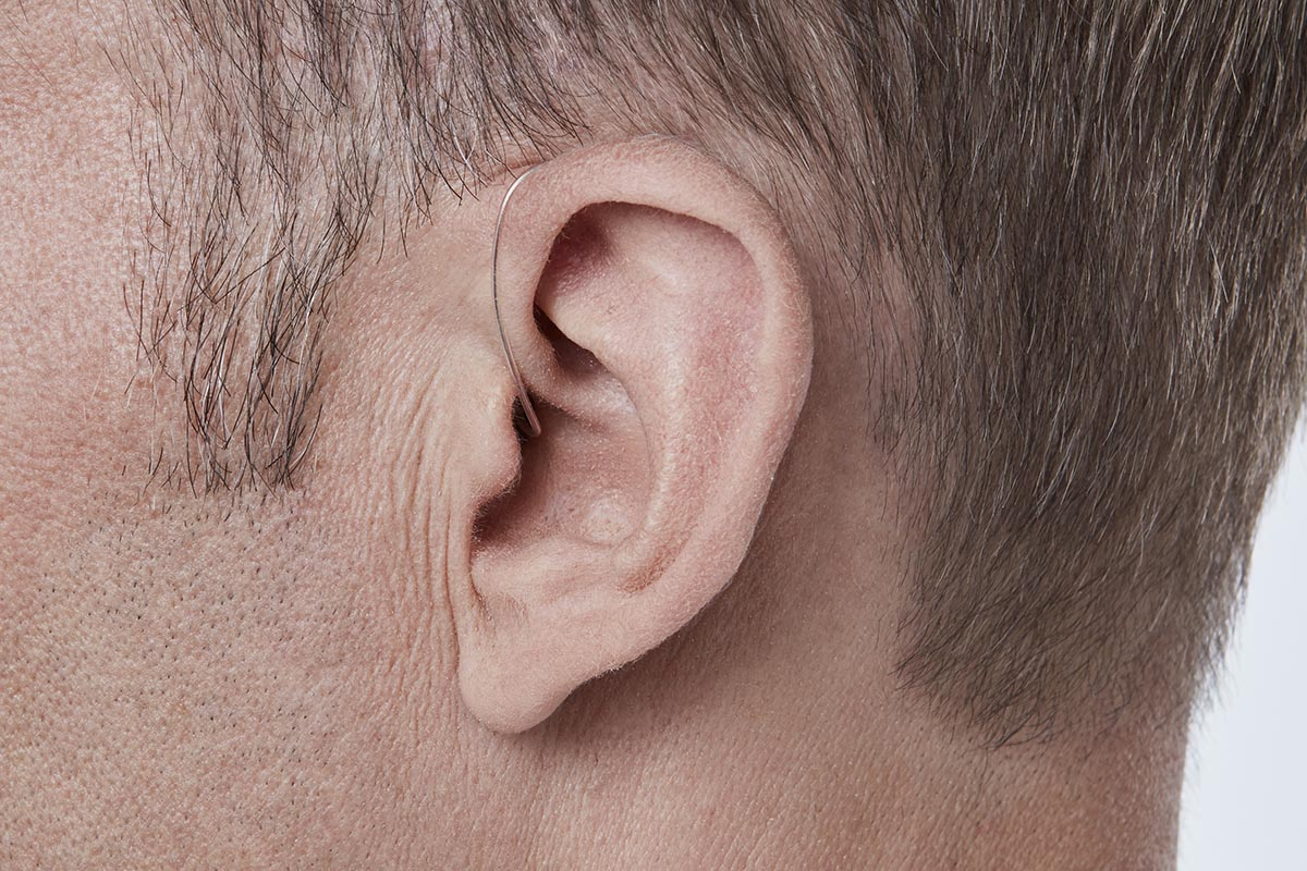 Reciever in the ear